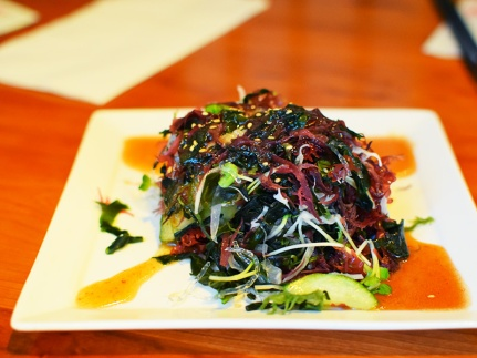 Yakitori Totto, Seaweed Salad