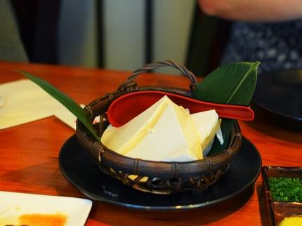 Yakitori Totto, Zaru Tofu