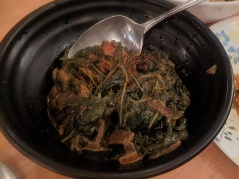 Adda, Seasonal Saag