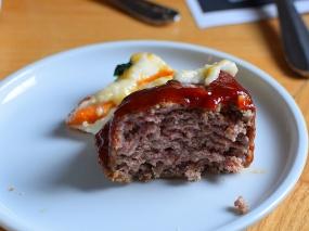 Empire Diner, Meatloaf bite