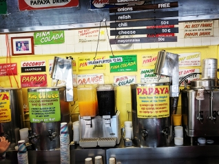 Gray's Papaya, More juice