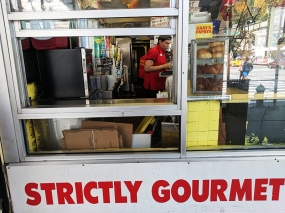 Gray's Papaya, Strictly Gourmet