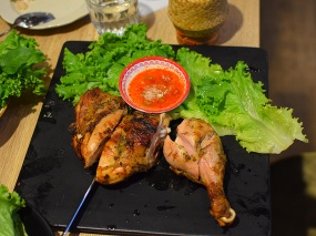 Laos in Town, Grilled chicken