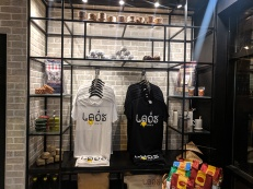 Laos in Town, Merchandise