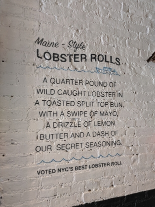 Luke's Lobster, Maine Style Lobster Rolls