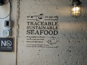 Luke's Lobster, Traceable, Sustainable Seafood