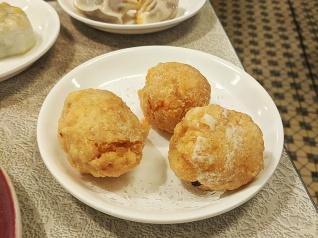 Nom Wah, Fried Shrimp Balls