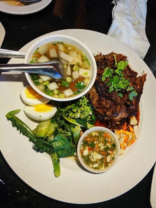 On's Kitchen 4, Khao Ka Mu