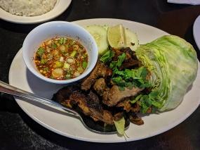 On's Kitchen 4, Kor Moo Yang