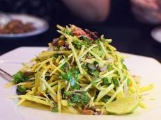 On's Kitchen 4, Mango Salad