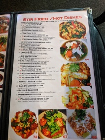 On's Kitchen 4, Stir Fried-Hot Dishes