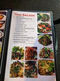 On's Kitchen 4, Thai Salads