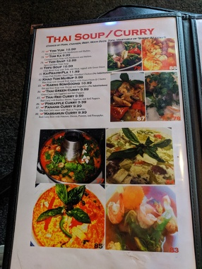 On's Kitchen 4, Thai Soup-Curry