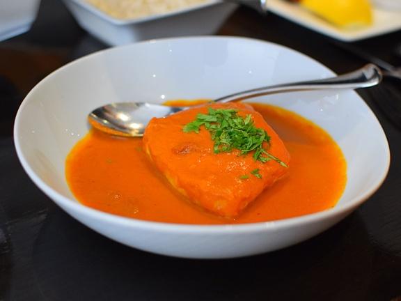 Rasika, Goan fish curry