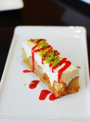 Rasika, Gulab Jamun Cheesecake