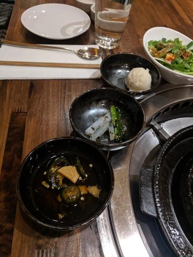 Yoon Haenundae Galbi, More banchan