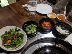 Yoon Haenundae Galbi, Some more banchan