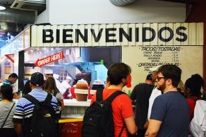 Chelsea Market, Bienvenidos
