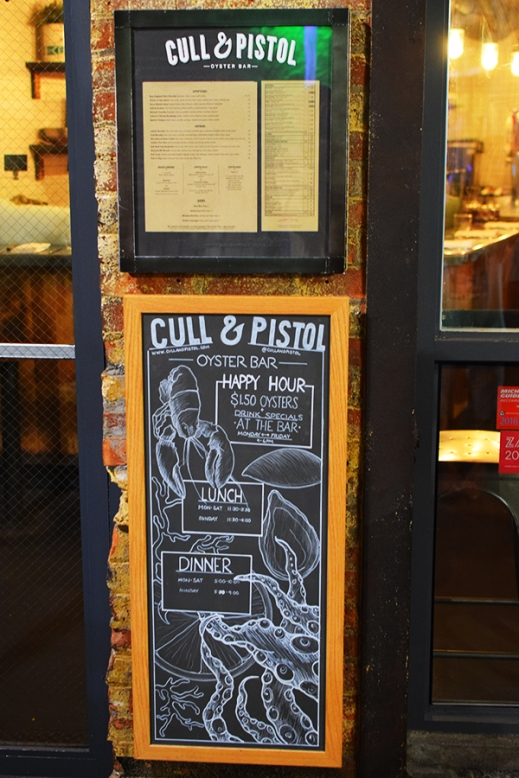 Chelsea Market, Cull and Pistol