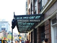 Chelsea Market, Entrance