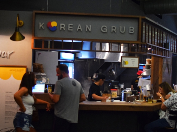 Chelsea Market, Korean Grub