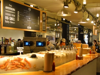 Chelsea Market, Lobster Place, Oyster Bar