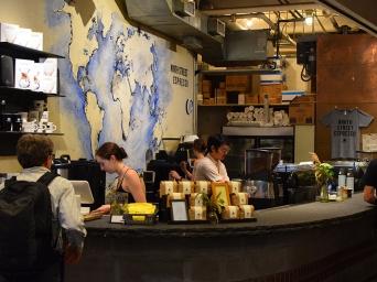 Chelsea Market, NInth Street Espresso