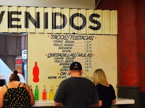 Chelsea Market, Tacos & Tostadas