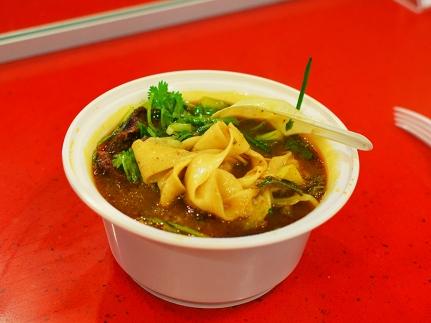 Chelsea Market, Very Fresh Noodle, La Mei Beef Noodle Soup, Noodles