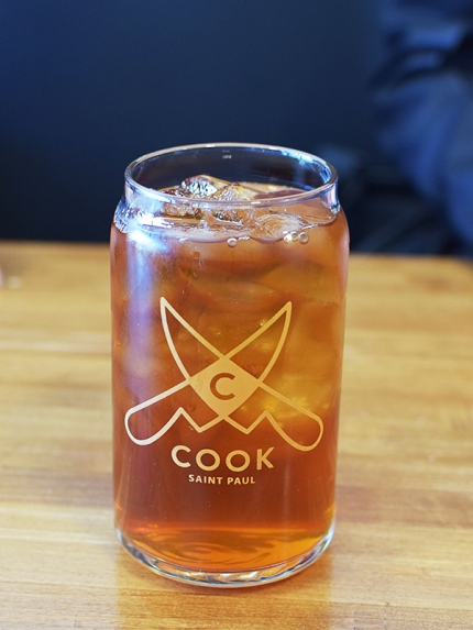 Cook St. Paul, Iced Tea