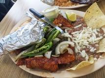 El Triunfo 2019, Carne enchilada