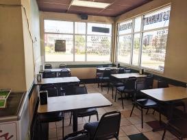 El Triunfo 2019, Front dining room
