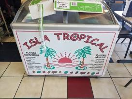 El Triunfo 2019, Isla Tropical