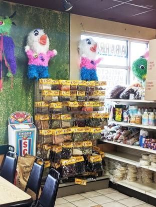 El Triunfo 2019, Piñatas, spices