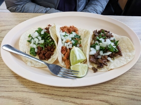 El Triunfo 2019, Taco trio