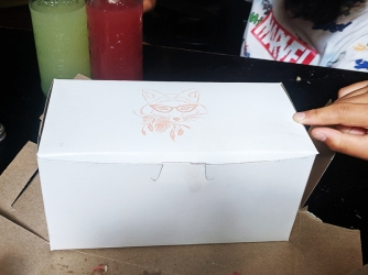 Foxface, Box