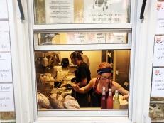 Foxface, Kitchen, Window
