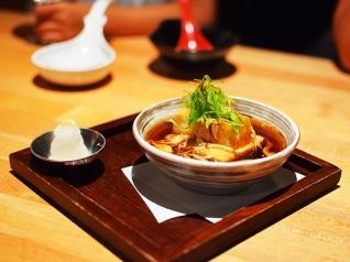 Ippudo Ramen, Agedashi tofu