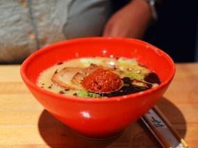 Ippudo Ramen, Karaka spicy ramen