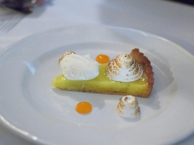Joan's in the Park, Lemon tart