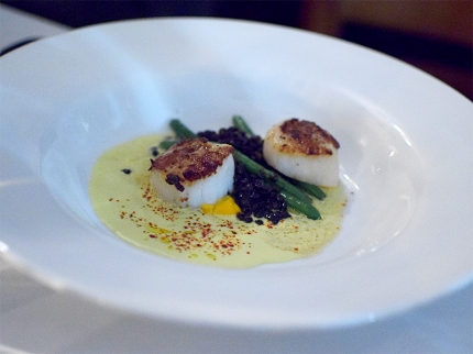 Joan's in the Park, Scallops