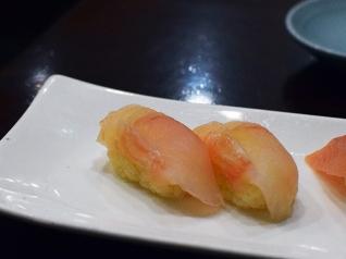 Sushi of Gari, Fluke