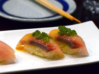 Sushi of Gari, Kanpachi