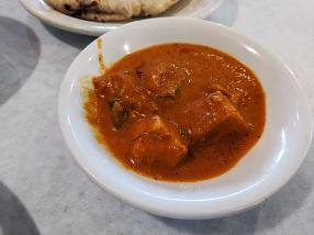 Tandoor, Chicken tikka masala