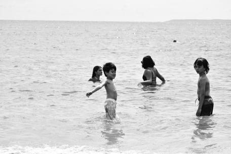 Coney Island, Boys in the sea