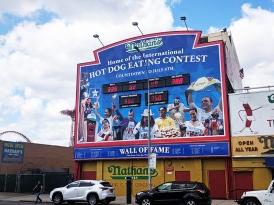 Coney Island, Hot Dog Contest