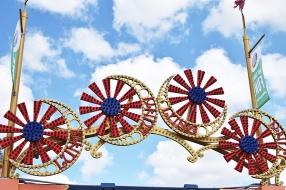 Coney Island, Luna wheels