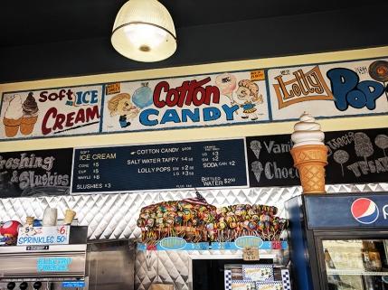 Coney Island, Paul's Daughter, Sweet things