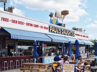 Coney Island, Paul's Daughter