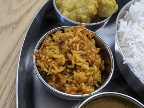 Kabob's 2, Tomato rice